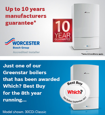 Worcester Boiler Guarantee Stirling